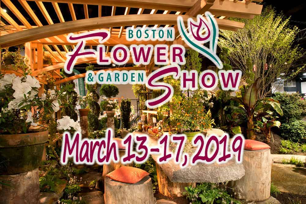 Visit Our Boot at the 2018 Boston Flower Show - P J  Pappas